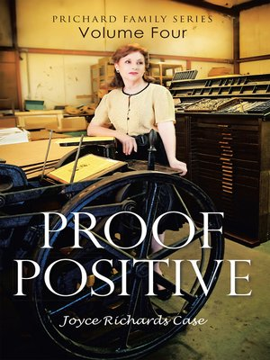 cover image of Proof Positive