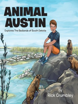 cover image of Animal Austin