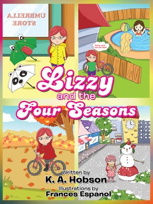 cover image of Lizzy and the Four Seasons