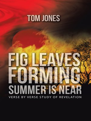 cover image of Fig Leaves Forming Summer Is Near