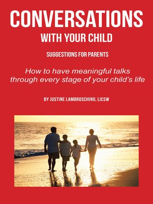 cover image of Conversations with Your Child