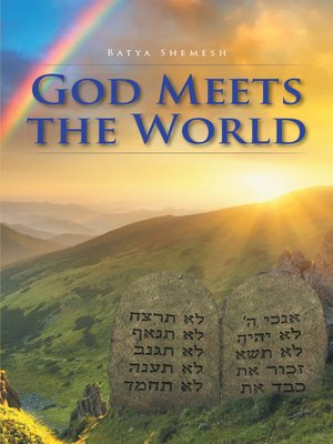 cover image of God Meets the World