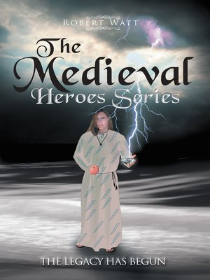 cover image of The Medieval Hero Series