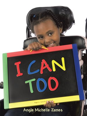 cover image of I Can Too