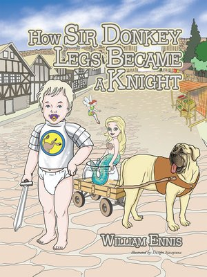 cover image of How Sir Donkey Legs Became a Knight