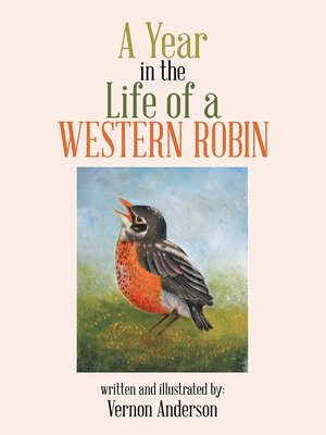 cover image of A Year in the Life of a Western Robin