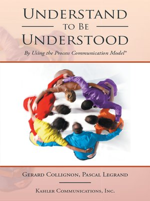 cover image of Understand to Be Understood