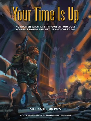 cover image of Your Time Is Up