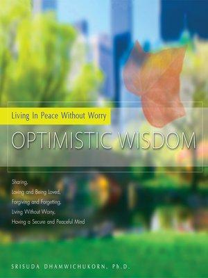 cover image of Optimistic Wisdom