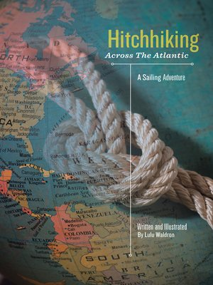 cover image of Hitchhiking Across the Atlantic