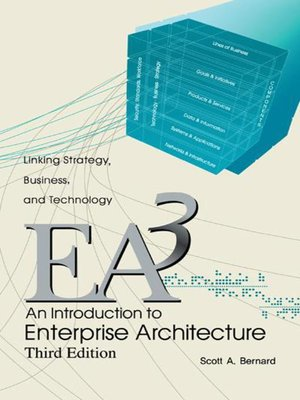 cover image of An Introduction to Enterprise Architecture