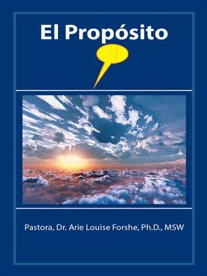 cover image of El Propósito