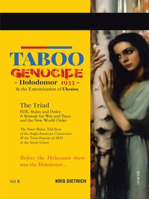 cover image of Taboo Genocide