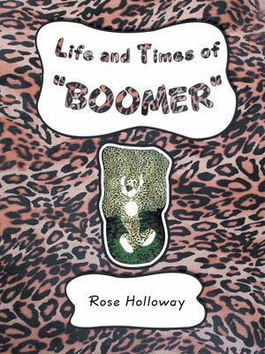 """cover image of Life and Times of """"Boomer"""""""