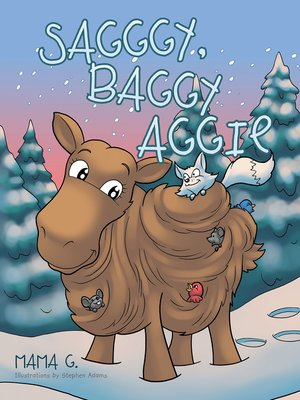 cover image of Sagggy, Baggy Aggie