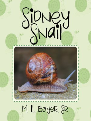 cover image of Sidney Snail
