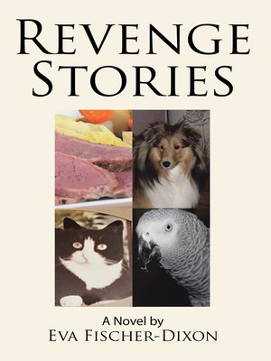 cover image of Revenge Stories