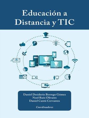 cover image of Educación a Distancia Y Tic