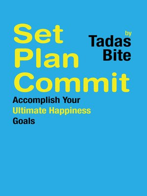cover image of Set Plan Commit