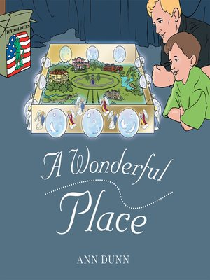 cover image of A Wonderful Place