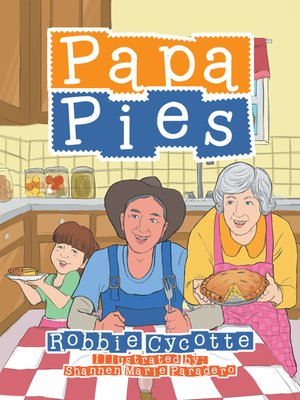 cover image of Papa Pies