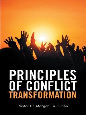 cover image of Principles of Conflict Transformation