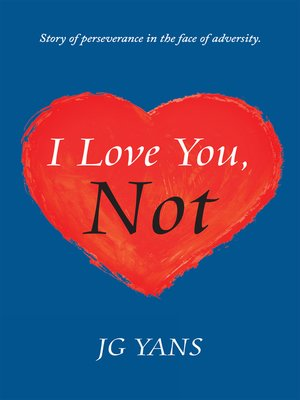 cover image of I Love You, Not