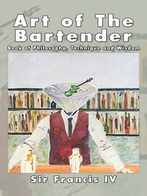 cover image of Art of the Bartender