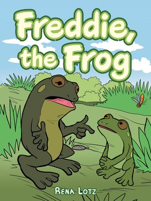 cover image of Freddie, the Frog