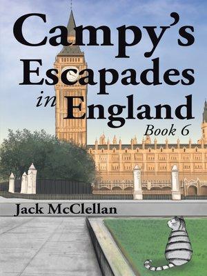 cover image of Campy'S Escapades in England