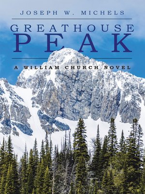 cover image of Greathouse Peak