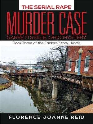 cover image of The Serial Rape Murder Case