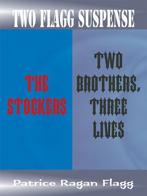 cover image of Two Flagg Suspense