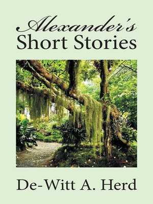 cover image of Alexander's Short Stories