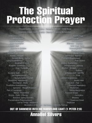 cover image of The Spiritual Protection Prayer