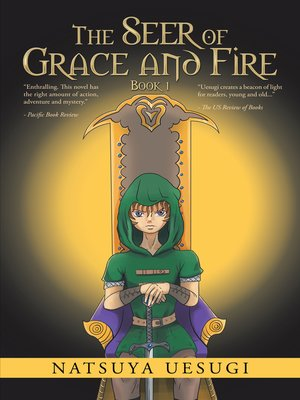cover image of The Seer of Grace and Fire