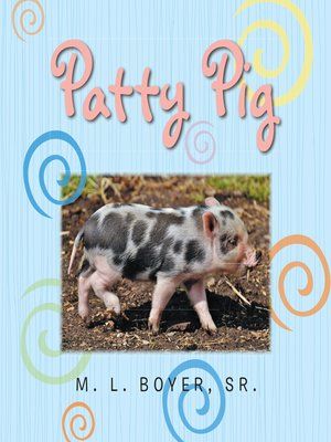 cover image of Patty Pig