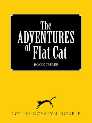cover image of The Adventures of Flat Cat