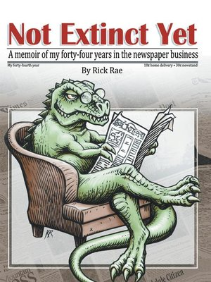 cover image of Not Extinct Yet