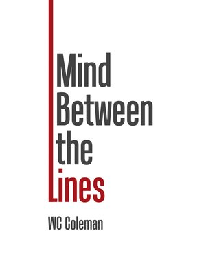 cover image of Mind Between the Lines