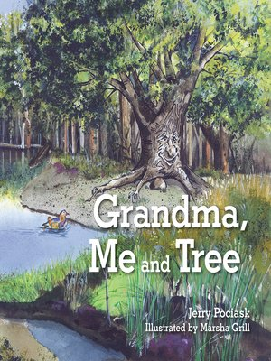 cover image of Grandma, Me and Tree