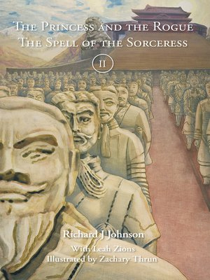 cover image of The Princess and the Rogue in the Spell of the Sorceress