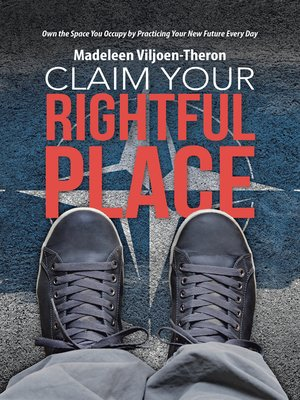 cover image of Claim Your Rightful Place