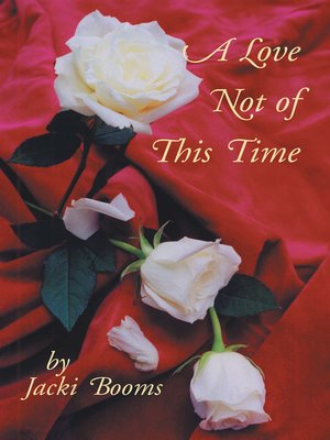 cover image of A Love Not of This Time