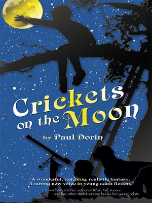 cover image of Crickets on the Moon