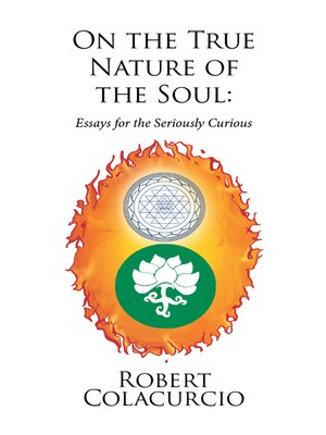 cover image of On the True Nature of the Soul