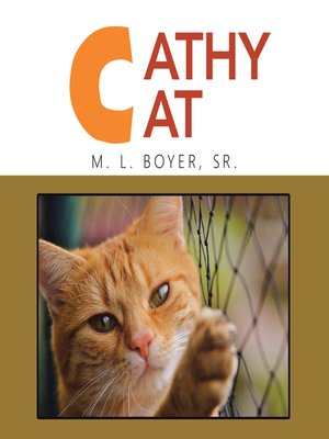 cover image of Cathy Cat