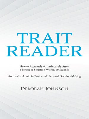 cover image of Trait Reader