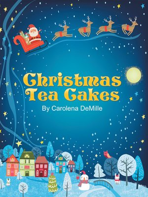 cover image of Christmas Tea Cakes