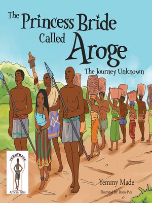 cover image of The Princess Bride Called Aroge